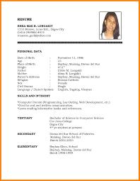 Resume Bio Example Resume Bio Example Ajrhinestonejewelry 11