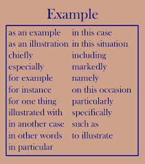 best transition words examples ideas examples transition words showing example