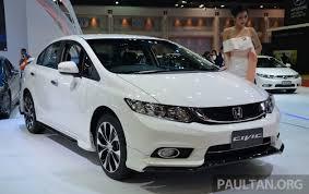 new car launches nov 2014Honda Civic facelift listed on otomy  Nov launch