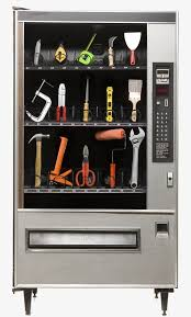 Tool Vending Machine New Tools Creative Vending Machines Vending Machine Tool Buy PNG And