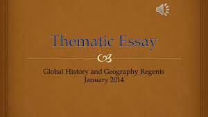 global history thematic essay global history thematic essay january 2014 youtube