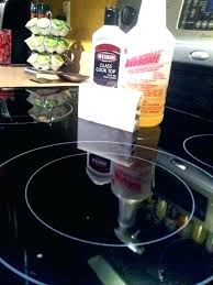 glass top stove cleaner info flat frigidaire self cleaning gallery burner