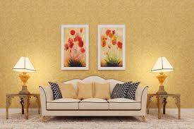 Small Picture Designer Drawing Room Wallpaper at Rs 1500 roll Designer