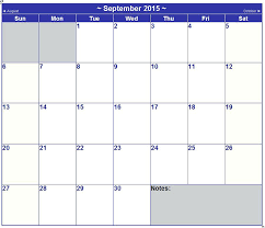 Printable Templates August Clip Art Ms Office Calendar Template