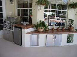 Small Outdoor Kitchen Kitchen Indoor Kitchen Grill With Small Kitchen Appliances Also