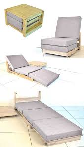 furniture for a small space. Chair-bed Furniture For A Small Space E