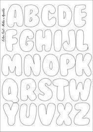Alfabeto Em Feltro Handletter Heaven Pinterest Felt Letter