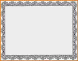 Certificate Border Samples Best Of 6 Boarder 13 Downloadable