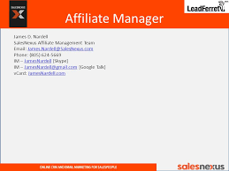 snexus affiliate program for prospective affiliate partners  2 affiliate