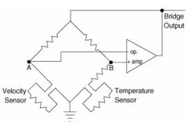 principles and features of constant temperature anemometers and hot wire anemometer diagram at Hot Wire Anemometer Diagram