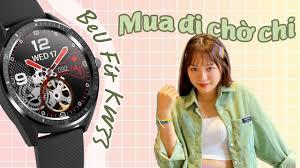 So sánh chi tiết Đồng hồ thông minh Đồng hồ thông minh BeU Watch KW33 với Đồng  hồ định vị trẻ em Masstel Smart Hero 2