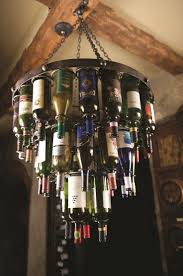Wine Bottle Light Fixture 88 Best Recycled Bottle Lights Images On Pinterest Bottle Lights
