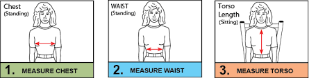 Point Blank Vest Size Chart Point Blank Measurement Guide