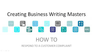 how to write a response to a customer complaint how to write a response to a customer complaint