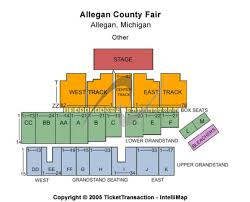 Allegany County Fair Seating Chart Allegan County Fair Tickets In Allegan Michigan Allegan
