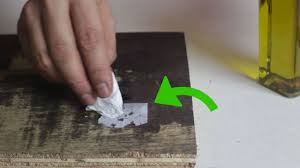 removing sticker residue to get stickers off wood