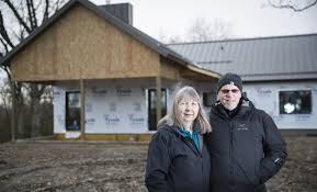 Metro area couple build haven for young people with brain injuries,  including their son | Star Tribune