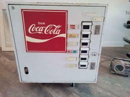 Retro Vending Machine Vol 1 Awesome Rare Coca Cola Vintage Vending Machine Catawiki