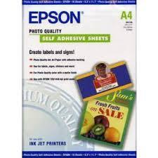 <b>Epson</b> пленки, самоклейки, <b>термотрансферная бумага</b>