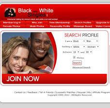 Interracial web post members