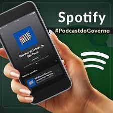 Estamos também no #Spotify! Por lá, você... - Governo do Estado de São  Paulo