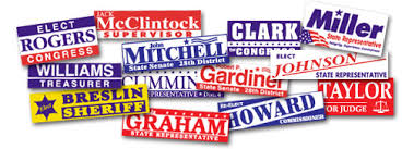 political campaign bumper stickers campaign bumper stickers create political bumper stickers for your