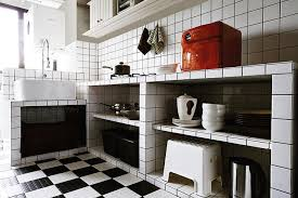 Small Picture 10 trendy kitchens of HDB flat homes Home Decor Singapore