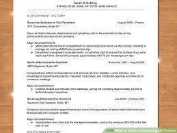 Chronological Format Resume Beauteous How To Write A Chronological Resume With Sample Resume