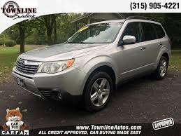 used 2009 subaru forester natl in wolcott new york townline s llc