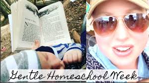 Small Picture A Gentle Homeschool Week Homeschool Mom of 8 YouTube