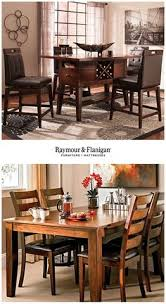 bine style and storage with the danfield 5 piece counter height dining set the table has a removable wine rack end drawers and nooks and a lower shelf