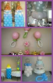 Baby Bottle Balloon Decoration Baby Shower Balloon Decorations Pictures Photos and Images for 60