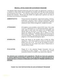 Cover Letter For Medical Assistant Externship Cover Letters For