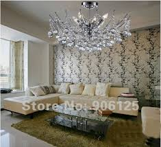 aliexpress hot ing modern crystal chandelier light regarding attractive household modern chrome chandelier plan