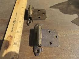 vintage cabinet hinges. NOS-80-Vintage-Cabinet-Hinges-Pat-No-3613151- Vintage Cabinet Hinges