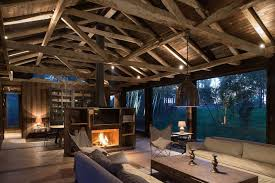 Rustic Barn House In Chile Beauteous Barn Interior Design