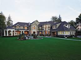 massive craftsman style mansion home