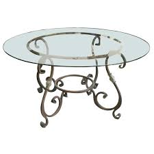 round metal table base outdoor dining table base and photos com round coffee table metal base