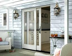 installing a sliding glass door large size of to replace sliding door with french doors how