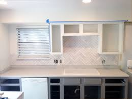Marble Tile Backsplash Kitchen Subway Tile Herringbone Backsplash Google Search Kitchen