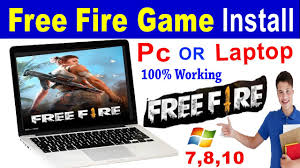 Laptop me Free Fire kaise Install kare ...