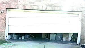 garage door wont open genie garage door wont close garage door won t close when its