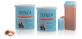 <b>Depilica</b> Professional - Депилика Восковая эпиляция в салонах и ...