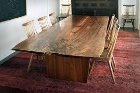 elegant 10 ft minguren iii dining table george nakashima 1976 7 10 person farmhouse dining table plan