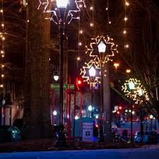 galaxy of lights holiday events in