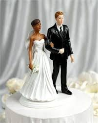 Finally Found An Interracial Wedding Cake Topper I Wish That The