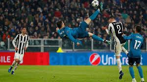 Роналду забил Ювентусу бисиклетой, выпрыгнув на высоту ворот - Футбол 24