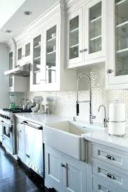 black white and grey kitchen white kitchen all white kitchen with mini subway tile black white