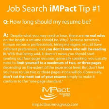 How Long Should A Resume Be Best Resume How Long Should A Resume Be Brainly