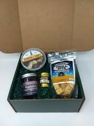 bakken snack box gift basket